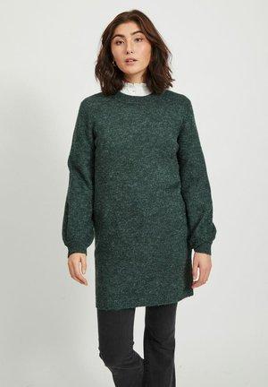 OBJEVE NONSIA - Jumper dress - scarab