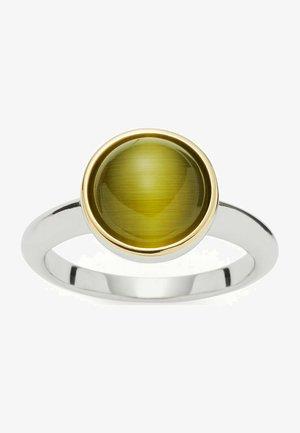 KATZENAUGE - Ring - silber