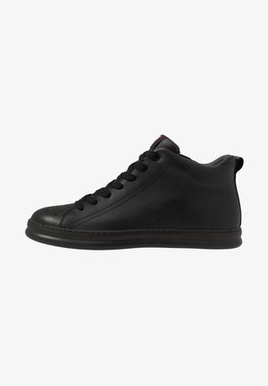 RUNNER FOUR - Sneakers hoog - black