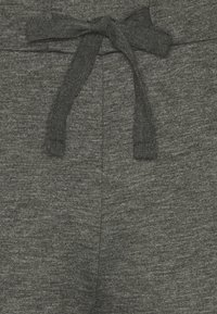 Even&Odd - Flared leg joggers - Tracksuit bottoms - mottled dark grey - 2