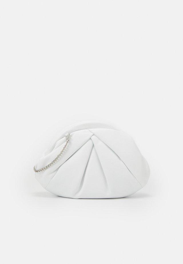 SAKI - Borsa a tracolla - white