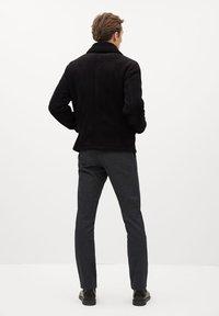 Mango - ORSON - Light jacket - schwarz - 2