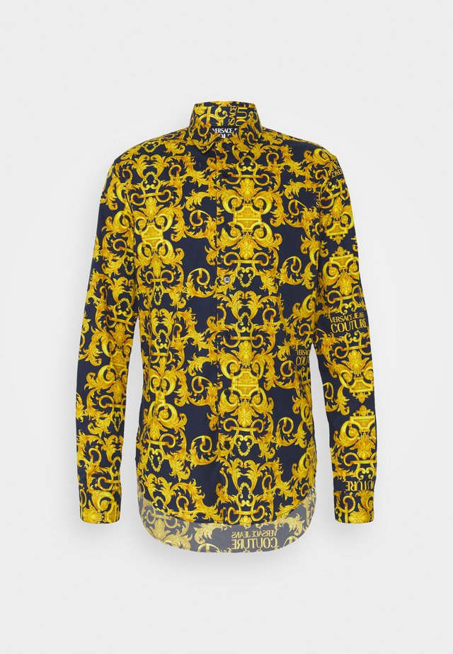 LOGO BAROQUE  - Overhemd - blue