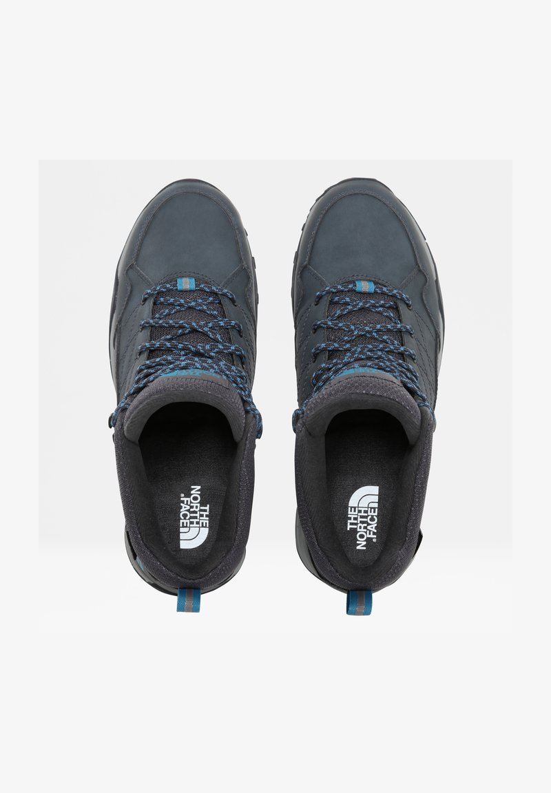 The North Face - Hiking shoes - ebony grey/griffin grey