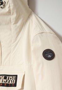 Napapijri - RAINFOREST POCKET - Light jacket - whitecap gray - 3