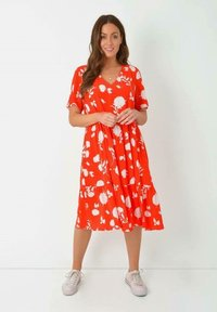 Live Unlimited London - Day dress - red - 0