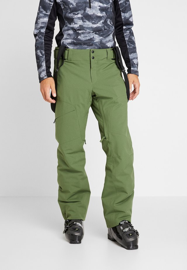 SLOPE - Snow pants - khaki