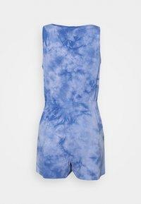 GAP - TIE DYE - Overall / Jumpsuit - blue - 1