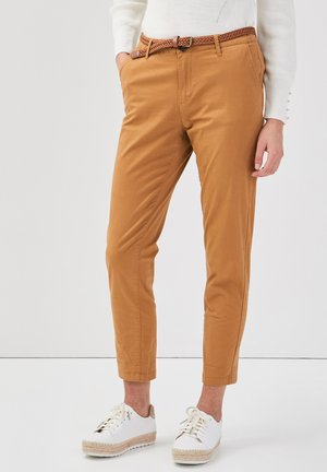 Chinos - beige fonce
