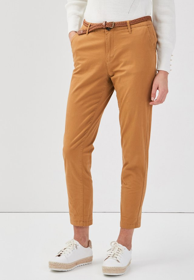 Chino - beige fonce