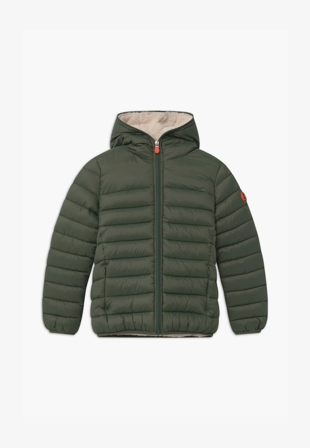 GIGAY - Winter jacket - thyme green