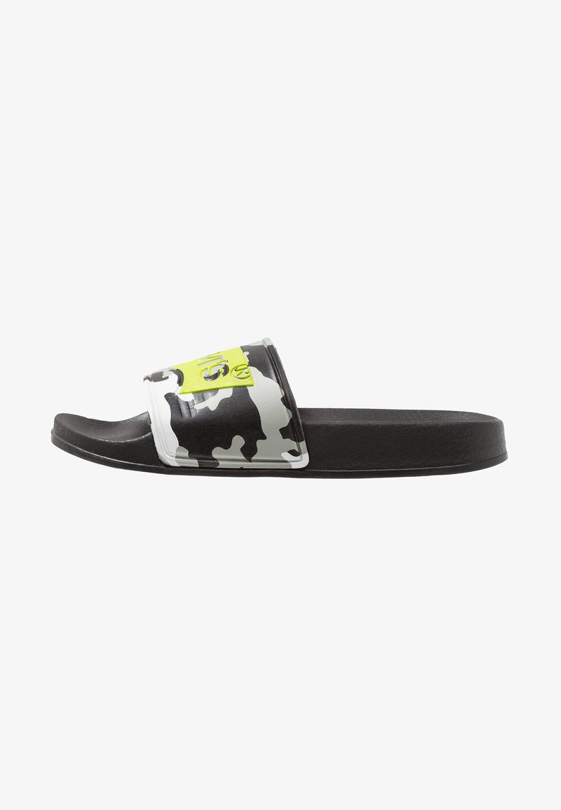 Levi's® - POOL CAMO - Mules - lime