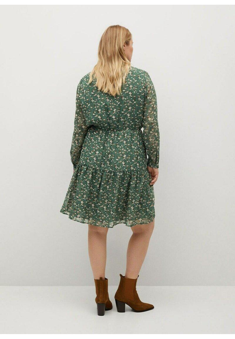 Violeta by Mango - Day dress - grün