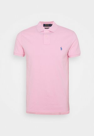 SHORT SLEEVE - Polo shirt - carmel/pink