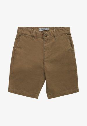WORKER - Shorts - fatigue green