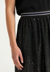 myMo at night - A-line skirt - schwarz - 3