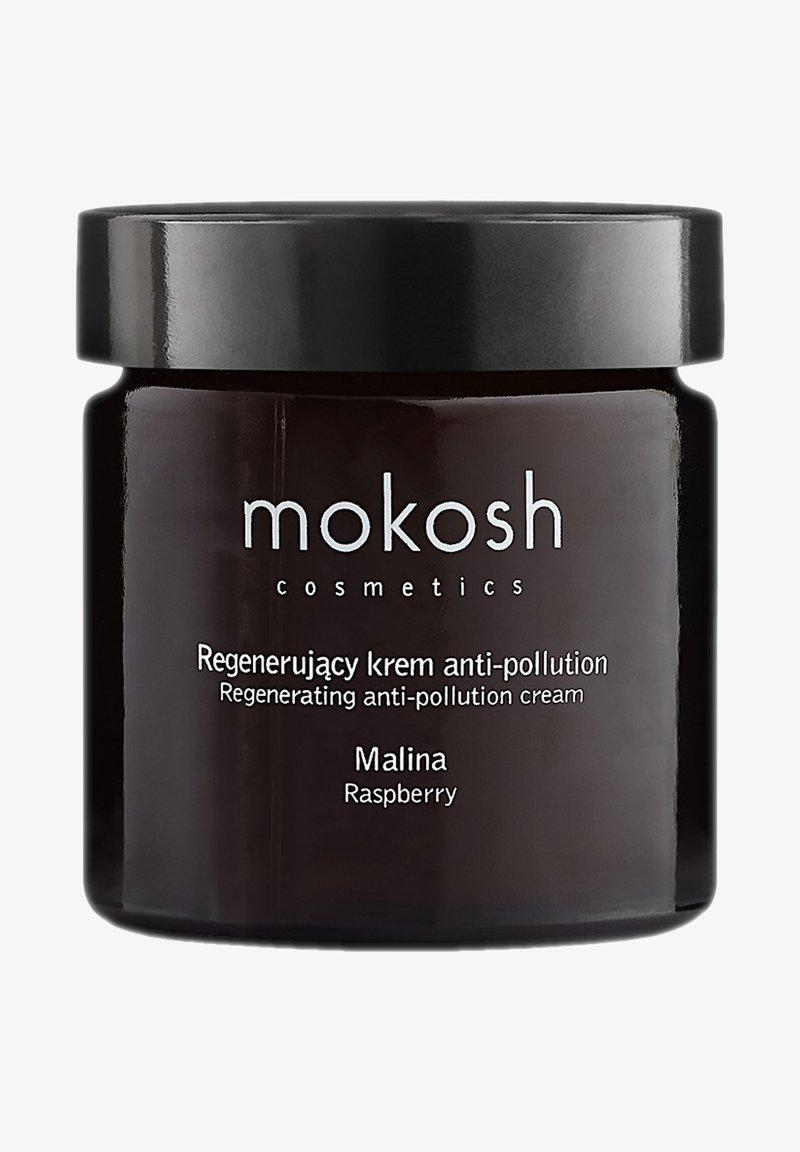 Mokosh - REGENERIERENDE ANTI-VERSCHMUTZUNGS-GESICHTSCREME - HIMBEERE - Face cream - -