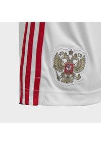 adidas Performance - RUSSIA RFU HOME AEROREADY SHORTS - Sports shorts - white - 4