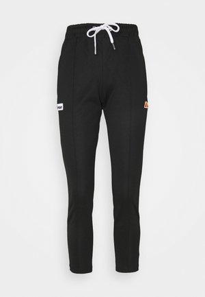 ADALINA - Spodnie treningowe - black