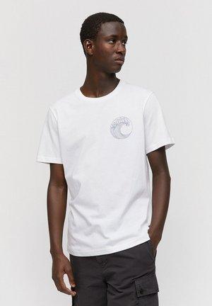 AADO SAVE OUR OCEAN - T-shirt print - white