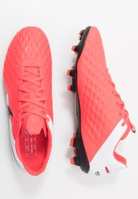 Nike Performance - TIEMPO LEGEND 8 PRO FG - Moulded stud football boots - laser crimson/black/white - 1