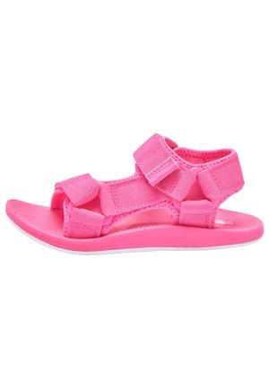 RAINBOW TAPE TREKKER SANDALS (OLDER) - Walking sandals - pink
