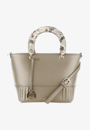 MAGNO MAGNO - Handbag - beżowy
