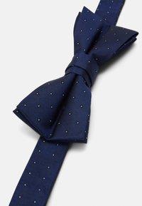Calvin Klein - NEAT BOW TIE - Bow tie - navy - 3