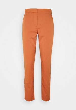 VMCHIC ANKLE PANTS - Trousers - auburn