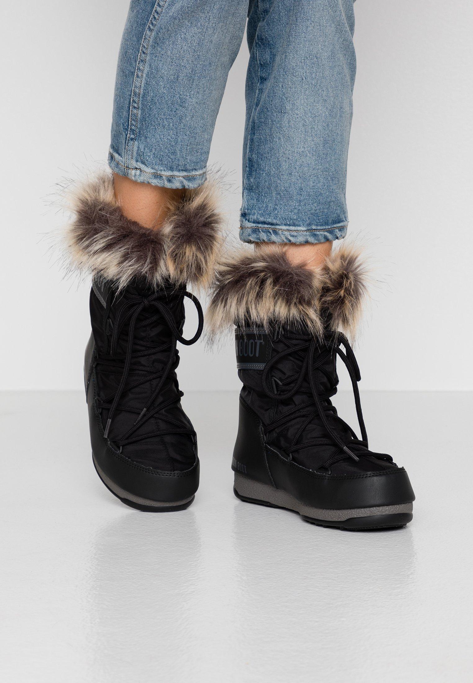 Women MONACO LOW WP - Winter boots