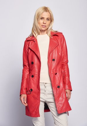 CULIMA - Trenchcoat - flame red