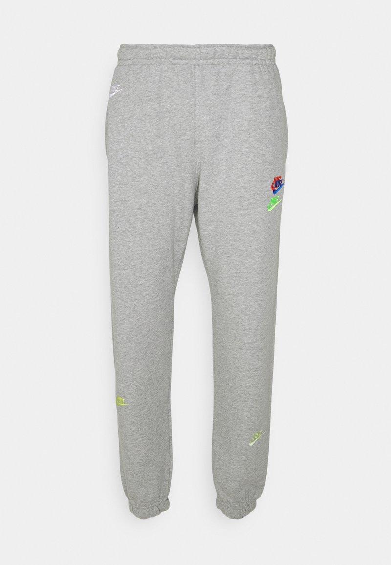 Nike Sportswear - Pantaloni sportivi - dk grey heather