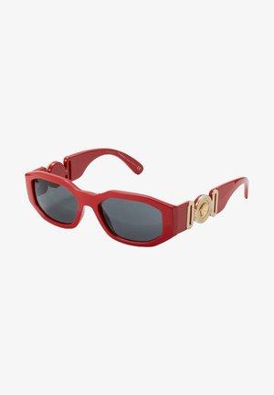 UNISEX - Okulary przeciwsłoneczne - red
