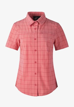 FUNKTIONSHEMD - Button-down blouse - pink