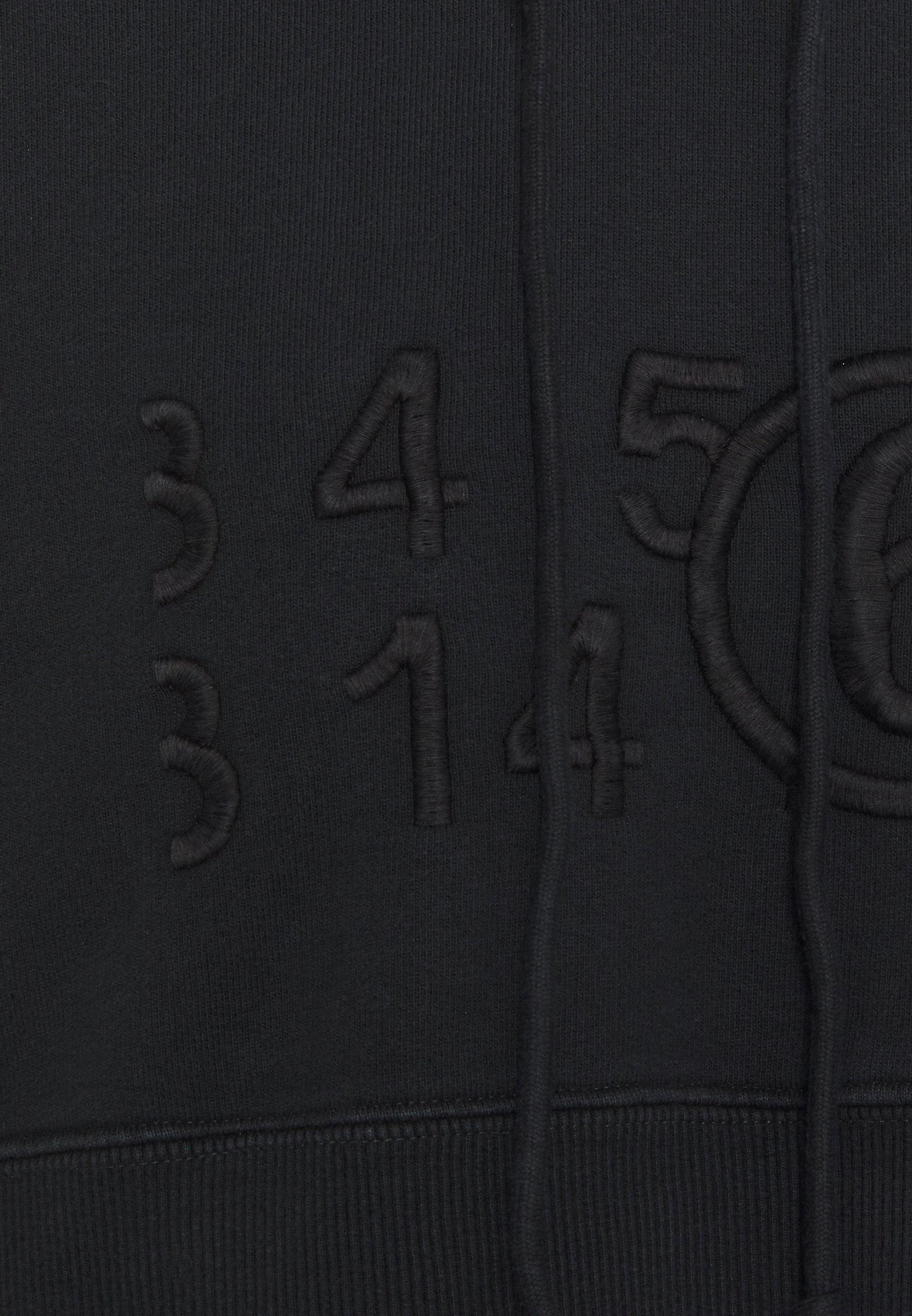 MM6 Maison Margiela Hoodie - black - Dames jas Actueel