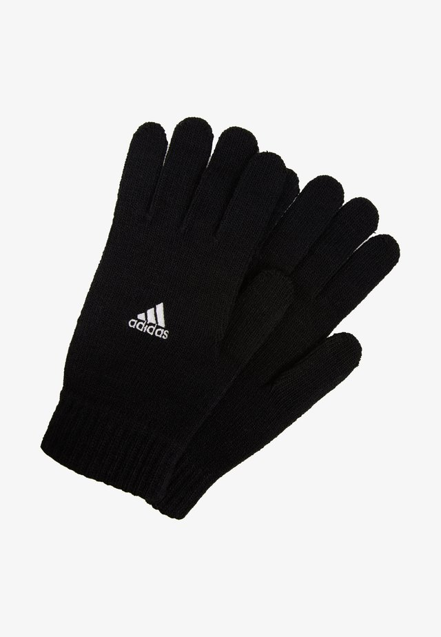 TIRO FOOTBALL GLOVES - Handschoenen - black/white