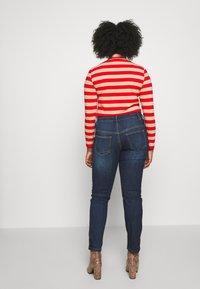 Zizzi - EMILY - Jeans slim fit - blue denim - 2
