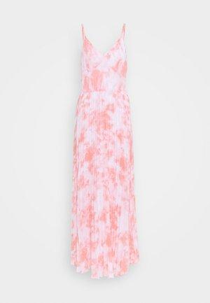 Společenské šaty - shell pink