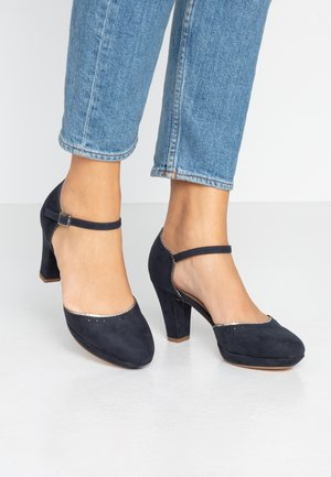 Tacones - dark blue