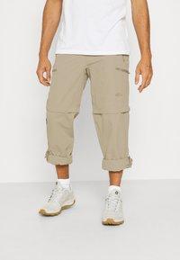 The North Face - EXPLORATION CONVERTIBLE PANT - Pantalones - dune beige - 3