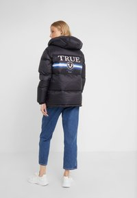 True Religion - JACKET - Doudoune - black - 2