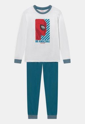 KID SPIDERMAN - Pyjama set - bright white