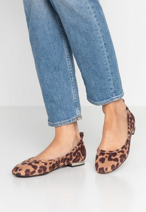 KAYE - Ballet pumps - brown