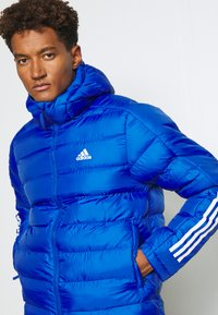 adidas Performance - ITAVIC STRIPES - Kurtka zimowa - royblue - 4