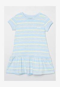 Esprit - 1/4 ARM - Jersey dress - blue lavender - 0