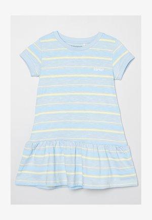 1/4 ARM - Jersey dress - blue lavender