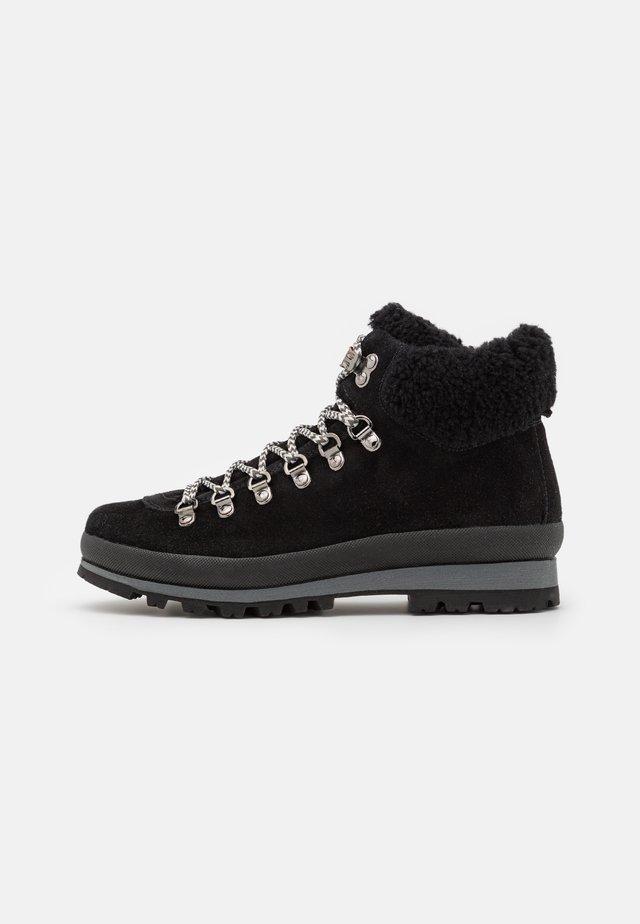 ST. ANTON  - Winter boots - black