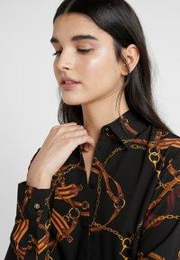 Lauren Ralph Lauren - Camisa - black/multi - 3