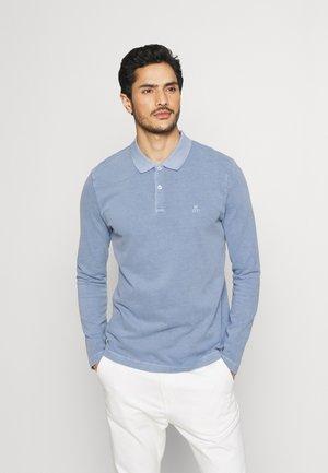 LONG SLEEVE - Polo shirt - stormy sea