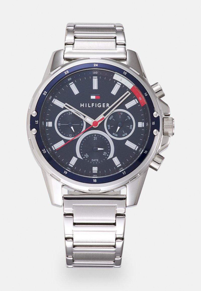 Tommy Hilfiger - MASON - Watch - silver-coloured